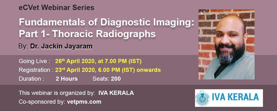 Fundamentals of Diagnostic Imaging: Part 1- Thoracic Radiographs