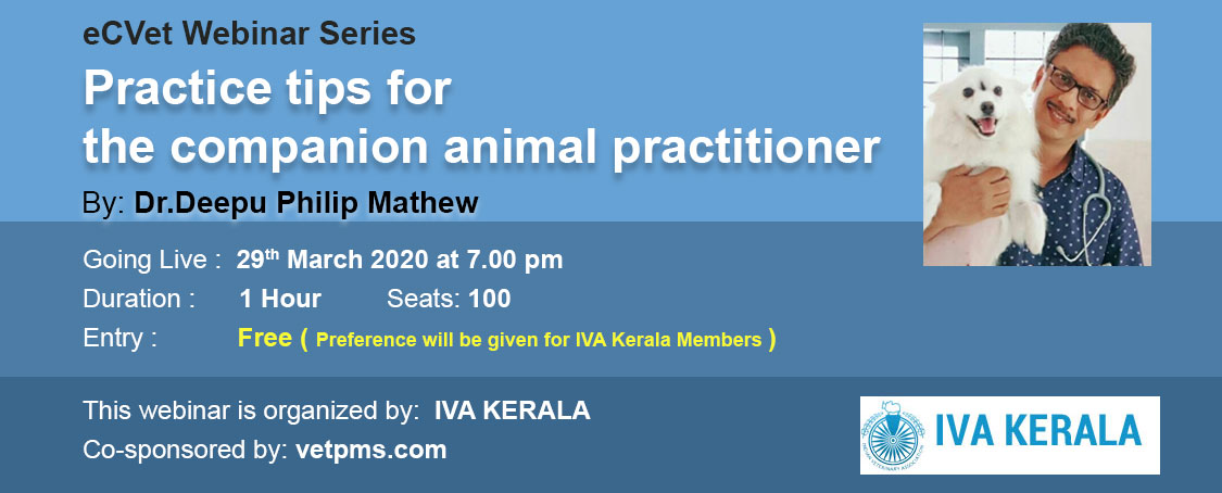 Practice Tips for the Companion Animal Practitioner