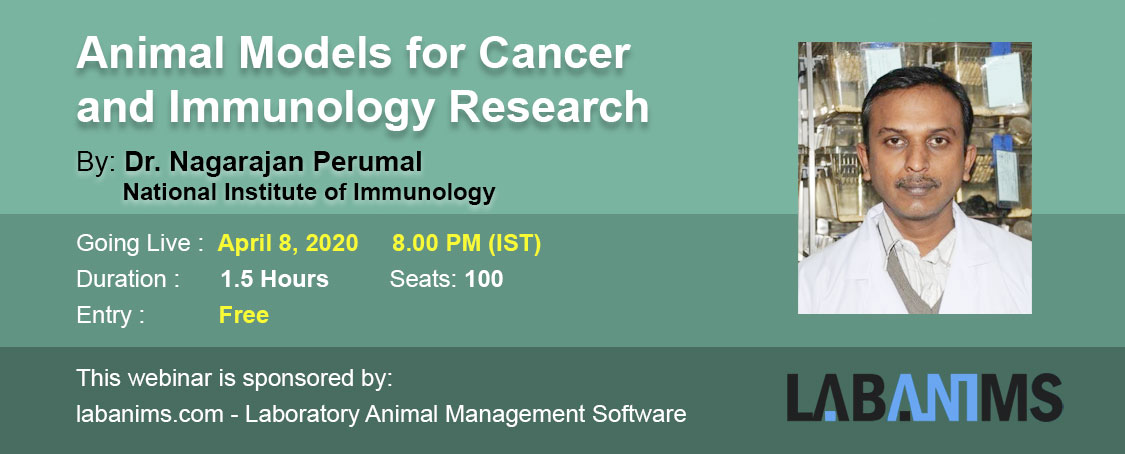 Animal Models for Cancer and Immunology Research